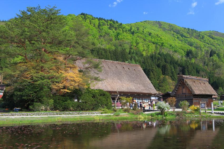 Bidikan Kamera Ugo Cei di Jepang dan Dolomites